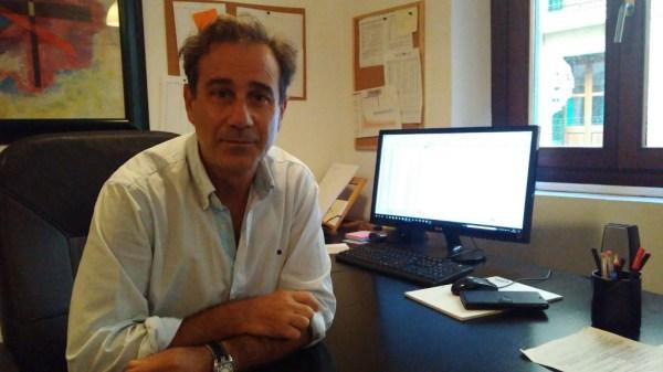 Entrevista sobre el independentismo en Baleares